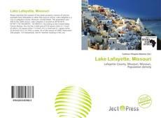 Bookcover of Lake Lafayette, Missouri