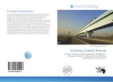 Bookcover of Freiburg Central Station