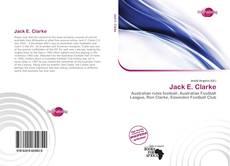 Portada del libro de Jack E. Clarke
