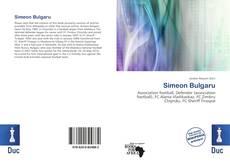 Обложка Simeon Bulgaru