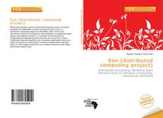 Bookcover of Eon (distributed computing project)