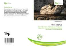 Couverture de Philochorus