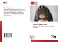 Portada del libro de Bloom Syndrome