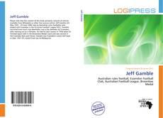 Обложка Jeff Gamble