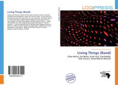 Bookcover of Living Things (Band)