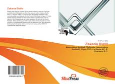 Zakaria Diallo kitap kapağı