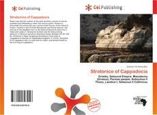 Stratonice of Cappadocia kitap kapağı