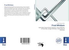 Capa do livro de Fred Whitlam