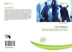 Portada del libro de Love Battery
