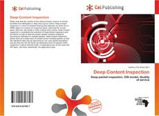 Обложка Deep Content Inspection