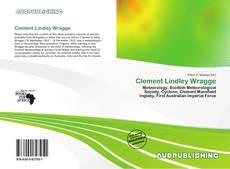 Capa do livro de Clement Lindley Wragge