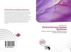 Bookcover of Central Nervous System Syndrome