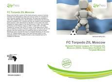FC Torpedo ZIL Moscow kitap kapağı