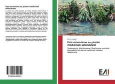 Bookcover of Una recensione su piante medicinali selezionate