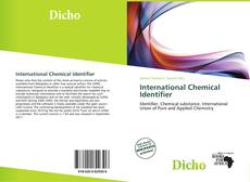 International Chemical Identifier kitap kapağı