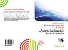 Tuol Sleng Genocide Museum kitap kapağı