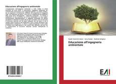 Copertina di Educazione all'ingegneria ambientale