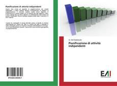 Copertina di Pianificazione di attività indipendenti