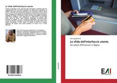 Capa do livro de Le sfide dell'interfaccia utente