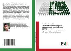 Buchcover von Le istituzioni sociologiche ostacolano la politica delle donne