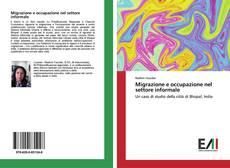 Bookcover of Migrazione e occupazione nel settore informale