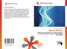 Bookcover of Mother Mother