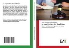 Buchcover von La magistratura del Kazakistan