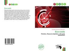 Bookcover of Eco-costs