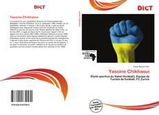 Portada del libro de Yassine Chikhaoui