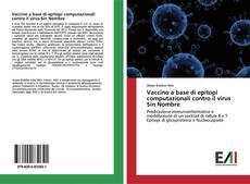 Portada del libro de Vaccino a base di epitopi computazionali contro il virus Sin Nombre