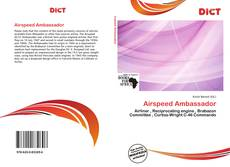 Bookcover of Airspeed Ambassador