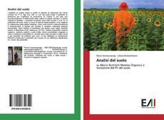 Portada del libro de Analisi del suolo
