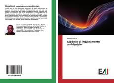 Capa do livro de Modello di inquinamento ambientale