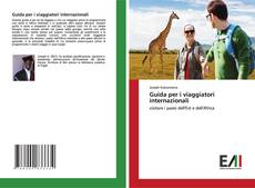 Guida per i viaggiatori internazionali kitap kapağı