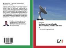 Bookcover of Realizzazione e collaudo dell'antenna a tromba in banda X