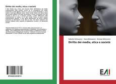 Bookcover of Diritto dei media, etica e società