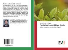 Portada del libro de Punti di carbonio (CD) da Casein