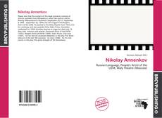 Bookcover of Nikolay Annenkov