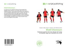 Bookcover of Khalil Chemmam