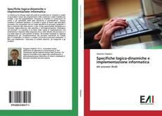 Portada del libro de Specifiche logico-dinamiche e implementazione informatica