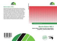 Martin-Baker MB 3 kitap kapağı