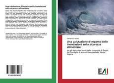 Portada del libro de Una valutazione d'impatto delle inondazioni sulla sicurezza alimentare