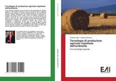 Borítókép a  Tecnologie di produzione agricola rispettose dell'ambiente - hoz