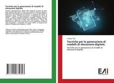 Tecniche per la generazione di modelli di elevazione digitale的封面