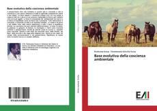 Base evolutiva della coscienza ambientale kitap kapağı