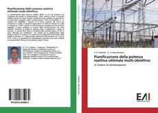 Portada del libro de Pianificazione della potenza reattiva ottimale multi-obiettivo