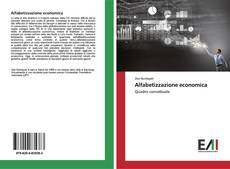 Portada del libro de Alfabetizzazione economica