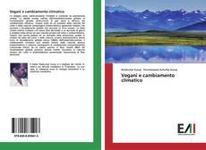 Buchcover von Vegani e cambiamento climatico