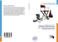 Обложка Nikolay Miloslavsky