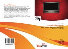 Ioasaf Tikhomirov kitap kapağı